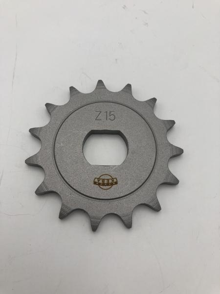 Antriebskettenrad, Ritzel - KR51/2, S51, S70, SR50, SR80 - 15Z - 15 Zähne